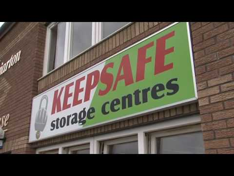 Keepsafe Self Storage Perth Scotland