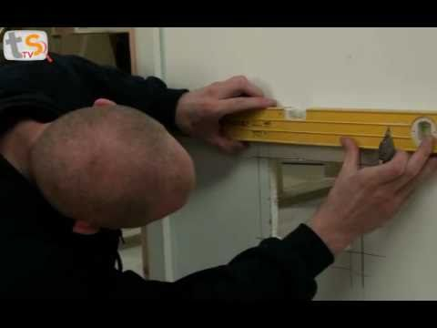 Tommy's Trade Secrets - How To Patch A Hole In Plasterboard