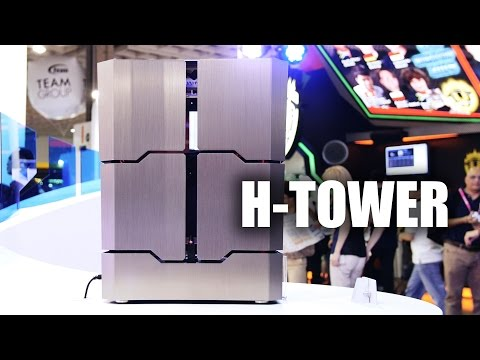 Mechanized $1500 PC Case - InWin H-Tower
