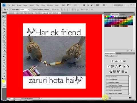 How To Change Color Themes in Photoshop CS3 CS4 CS5 CS6 HD