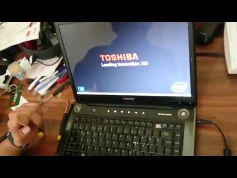 Toshiba Satellite A300 Bios Reset
