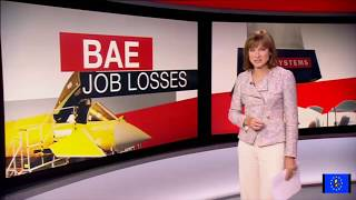 BAe to cut almost 2000 jobs