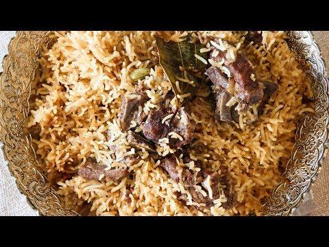 Mutton Yakhni Pulao Recipe | How To Make Kashmiri Yakhni Pulao | Eid Special Mutton Recipes | Smita