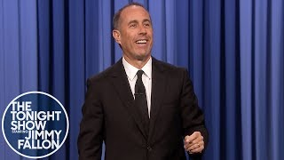 Download Jerry Seinfeld Does Jimmy's Monologue Video