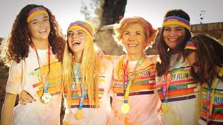 The Color Run Miles For Meals Movement