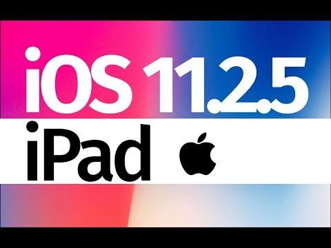 How to Update to iOS 11.2.5 - iPad, iPad mini, iPad Air, iPad Pro