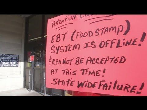 EBT Cards stop working