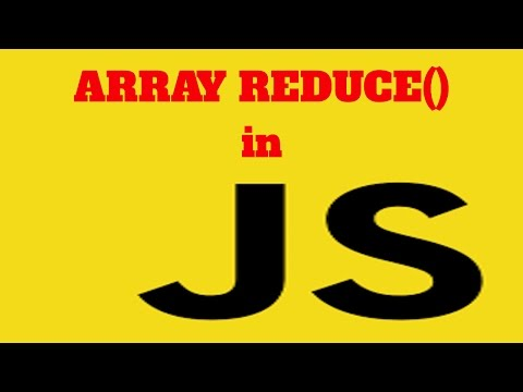 Array Reduce (Create New Object)