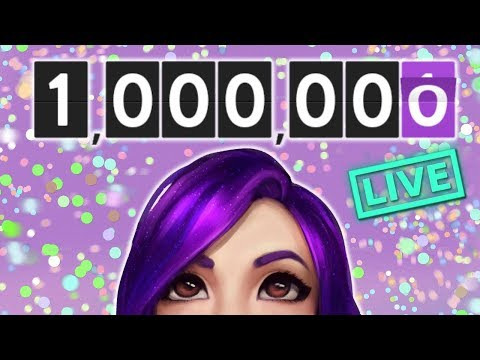 Live Reaction to Hitting 1 MILLION Subscribers!!