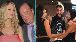 10 Strangest WWE Couples in Real Life