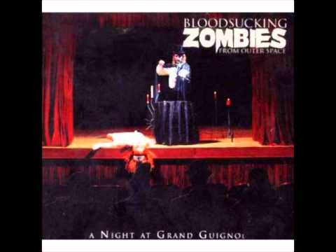 Bloodsucking Zombies from Outer Space - Bucket of Blood