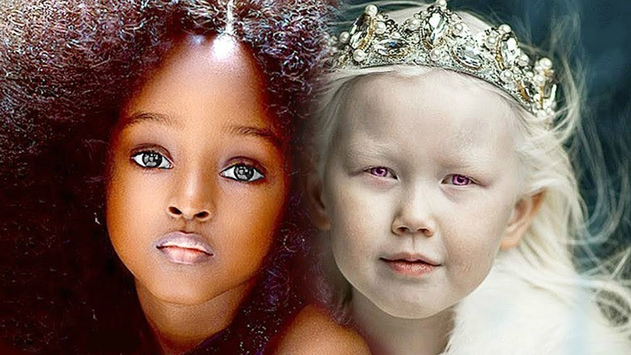 8 Most Unusual Kids in the World