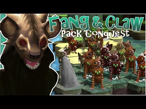 The First Island Conquest!! 🌿 Niche: Pack Conquest! Extreme Challenge! • #17