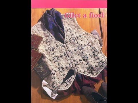 crochet shrug| how to crochet vest shrug free pattern tutorial for beginners 36