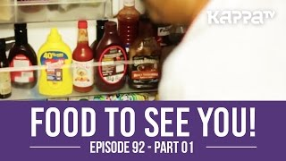 Food to See You! - Episode 92 ft. OK Sanjith  (Part 1) - Kappa TV