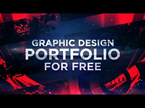 HOW TO MAKE A GRAPHIC DESIGN PORTFOLIO ON ANDROID FOR FREE