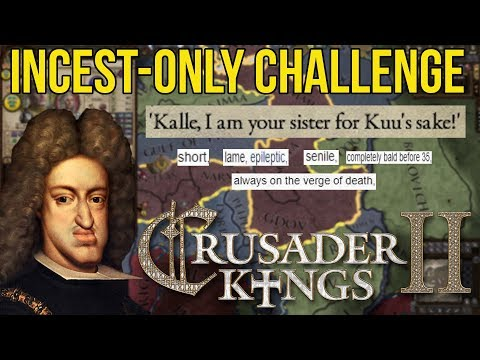 Xxx Mp4 Crusader Kings II Incest Only Challenge 3gp Sex