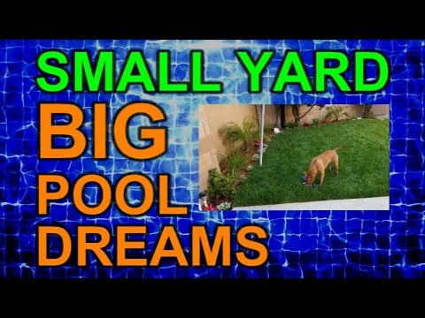 Getting a Guy Wire from Pole Moved by Power Company Ep 3 Small Yard Big Pool Dreams