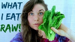 WHAT I EAT IN A DAY || LOW FAT RAW VEGAN