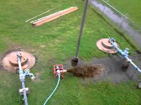 Potable Water Tank Cleaning 2012