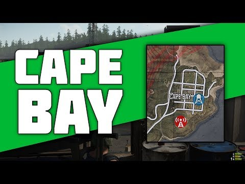 Guide to Cape Bay in Miscreated