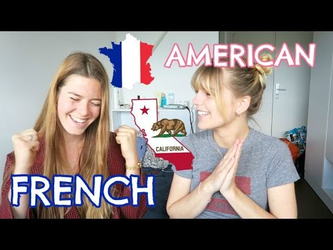Study Abroad Exchange Between France and California