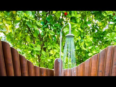 Outdoor Shower Magnificent ideas