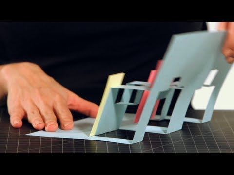 How to Make a City Pop-Up Card | Pop-Up Cards