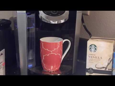 Candy Tutorial: How to Change Your Keurig 2.0 Water Filter