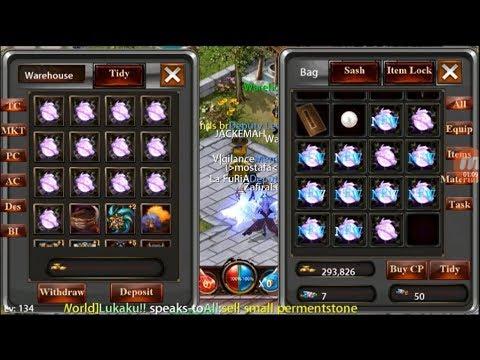 Conquer Online Dbs e Itens  -5 Damage