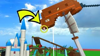 Roblox: RIDING *EXTREME* RIDES IN DISNEY WORLD!
