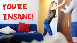 PRANK FRENZY ON MY GIRLFRIEND! Am I the WORST BOYFRIEND EVER?!