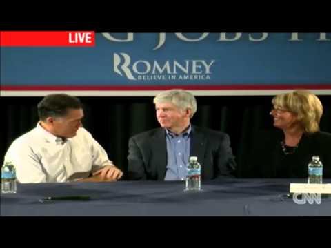Mitt Romney on Massachusetts Boat Licenses