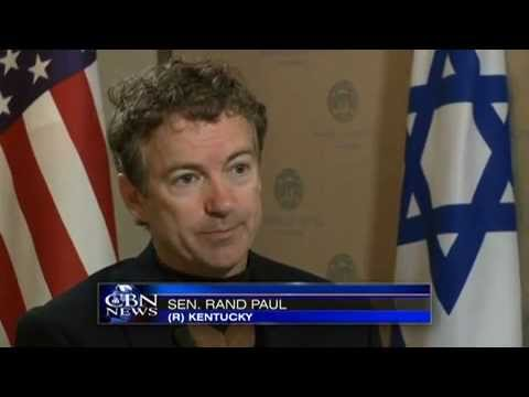 Rand Paul on Gun Control Executive Order: Obama is Not 'King' - CBN News 1/14/2013