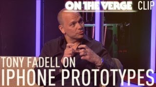 Tony Fadell on early iPhone prototypes - On The Verge