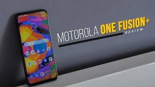 Motorola One Fusion+ Review: Watch Before You Buy!
