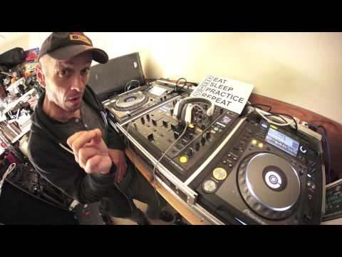 DJ LESSON ON GOING FROM AN OLD SCHOOL TUNE TO A NEW HOUSE VIBE CUT