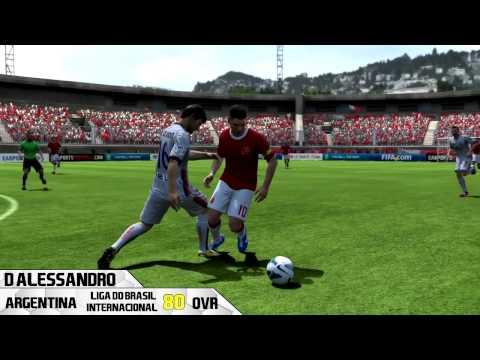 FIFA 13 - All 5 Star Skillers