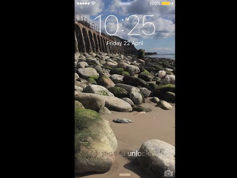 How to Set Any Picture as Background Wallpaper on iPhone & iPad