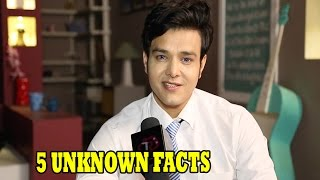 Aniruddh Dave Exclusive Interview | Y.A.R.O Ka Tashan | Five Unknown Facts Of His Life