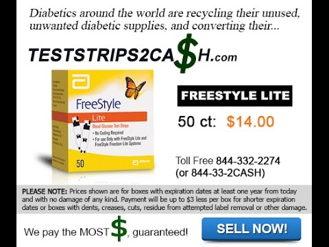Freestyle Lite 50ct | Toll Free 844-332-2274 (or 844-33-2CASH)