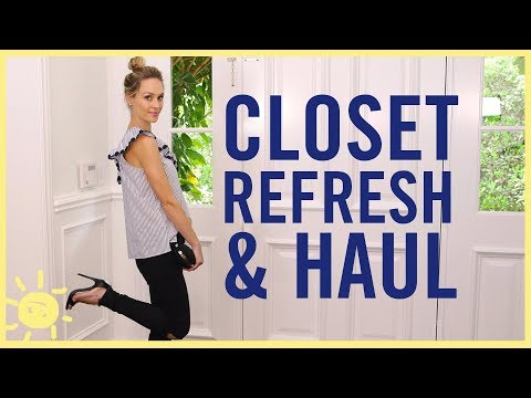 STYLE | 3 Tips to Refresh Your Closet