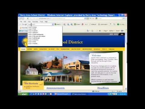 Creating an Advertisement using PowerPoint - Part 1.wmv
