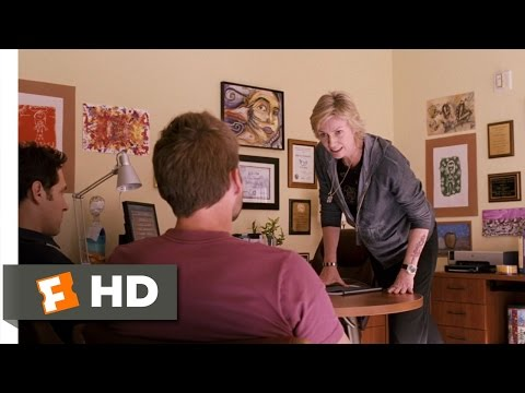 Role Models (6/9) Movie CLIP - Not Sturdy Wings Material (2008) HD