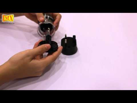 How to DIY Travel Adapter For Germany France Austria Europe