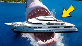 10 Extinct Animals That May Still Be Alive (Megalodon, Wooly Mammoth + MORE!)
