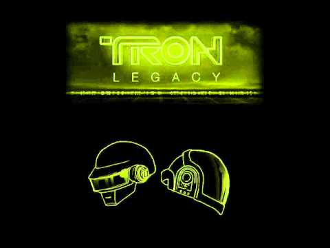 Daft Punk Derezzed FULL SONG !!!! HQ !!!!!!!