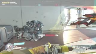 Overwatch origings | hanzo life saver