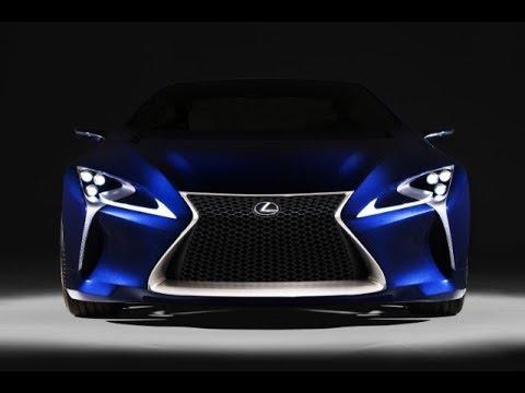 The Lexus brand