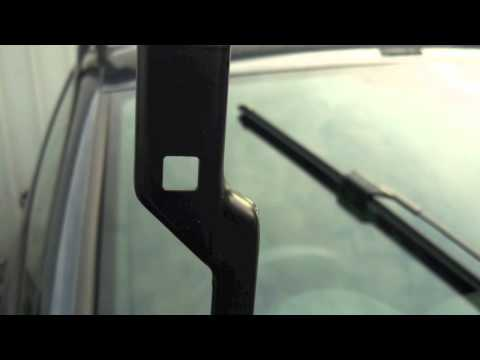 Replace your VW wiper blades -